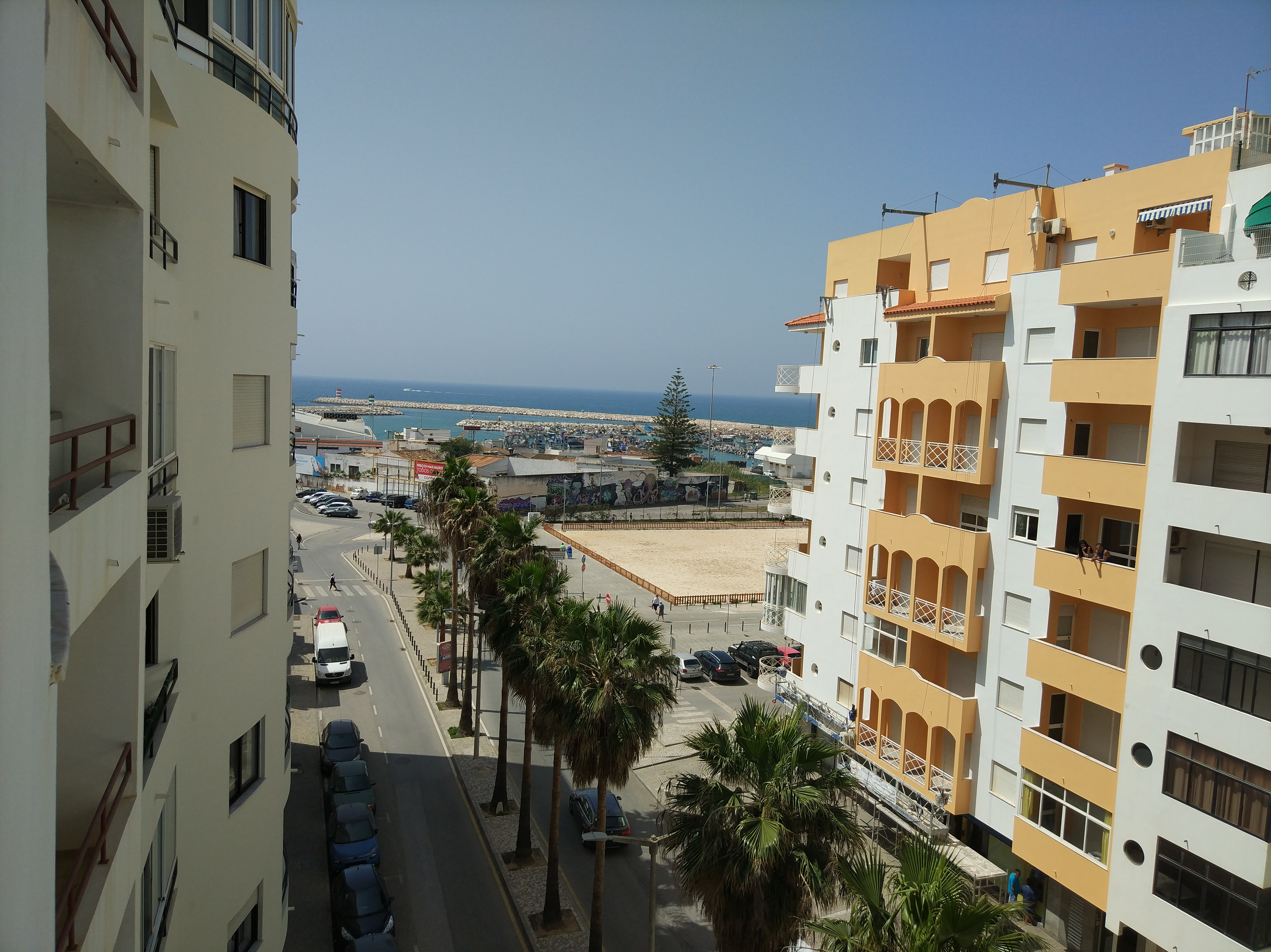 Apartment for 2 persons  + 1 child approx. 60 m² in Quarteira, Algarve (Western Algarve)
