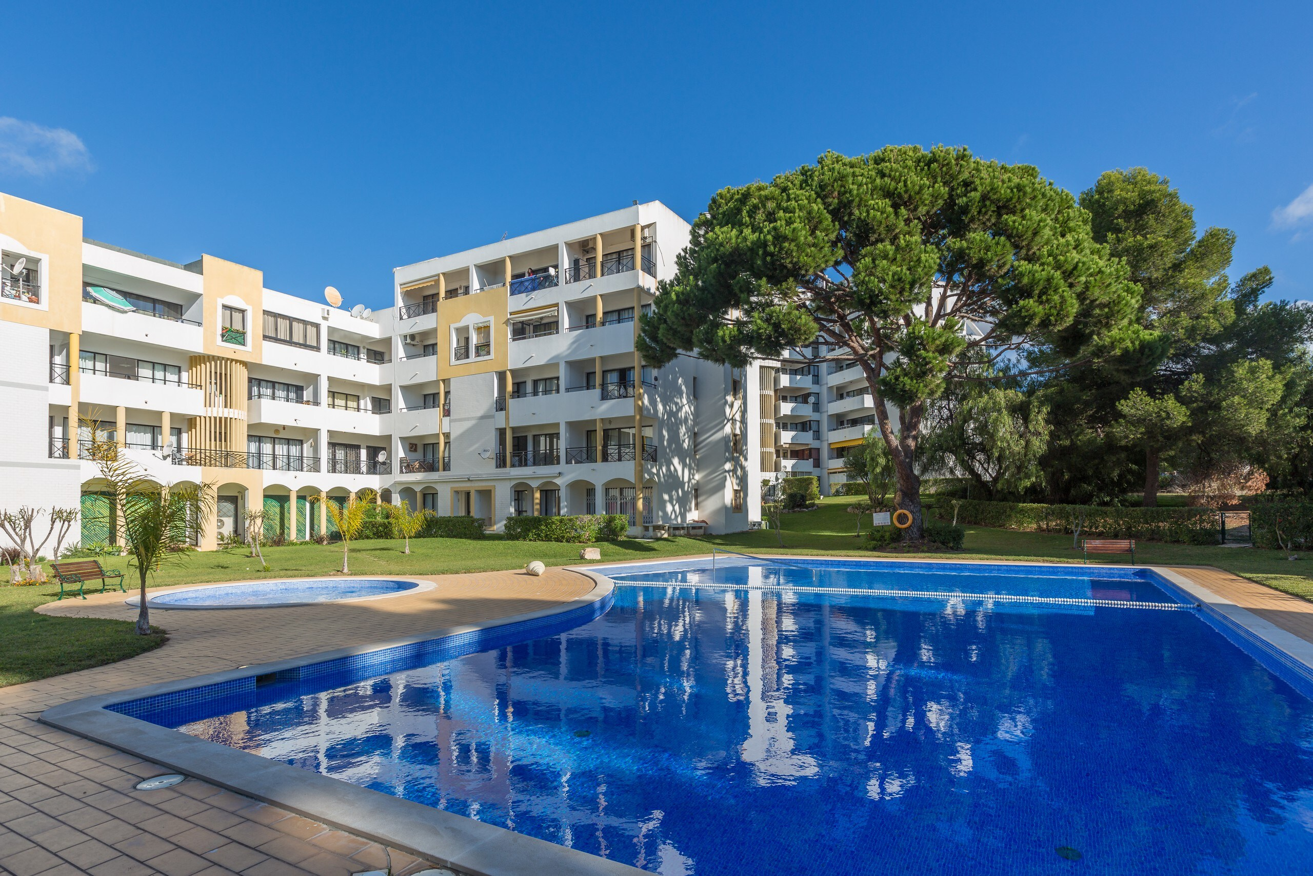 Apartment for 4 persons approx. 60 m² in Vilamoura, Algarve (Western Algarve)